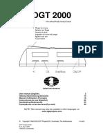 DGT2000 Manual