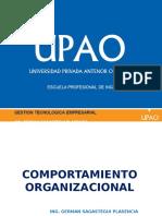 Comportamiento Organizacional Sem 2.3