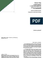 Elias, Norbert - Compromiso y distanciamiento.pdf