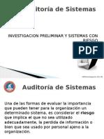 Investigacion Preliminar Riesgos y Proyecto Fase 1