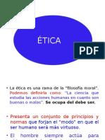 1 Etica y Moral en El Tiempo