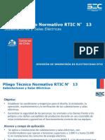 RTIC 13 Sub Estaciones