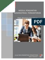 Modul Pengantar Administrasi Perkantoran