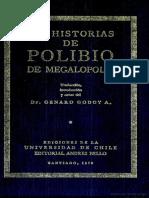 Polibio - Las Historias De Polibio De Megalopolis.pdf