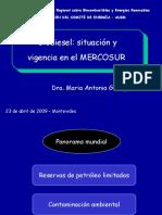 Biodiesel AUGM (Grompone)