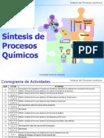 Síntesis de Procesos Quimicos r12
