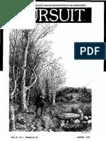PURSUIT Newsletter No. 45, Winter 1979 - Ivan T. Sanderson