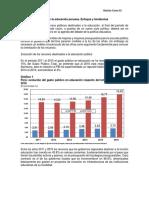Presupuesto y gasto en la educación peruana. Enfoque y tendencias
