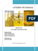 92581515 Edible Oil Industry 1