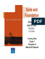Ch 01 Soil Formation