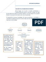 Eficiencia de Los Mercados en México (Tarea Entorno Economico) (Elena-Daniela-Gerardo-Jorge)