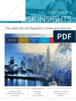 Risk Insights Magazine Issue One