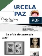 Disertacion de Lenguaje Marcela Paz