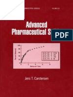 Advanced Pharmaceutical Solids
