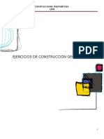 Construcción Geométrica - Proyectos