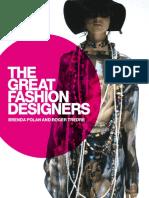 Brenda Polan, Roger Tredre-The Great Fashion Designers-Bloomsbury Academic (2009)