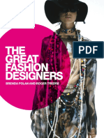 Brenda Polan, Roger Tredre-The Great Fashion Designers-Bloomsbury Academic (2009)
