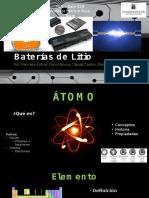 Bateria de Ion-Litio