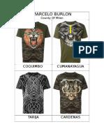 Marcelo Burlon Catalog
