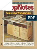 ShopNotes #50 (Vol. 09) - Table Saw Workstation.pdf
