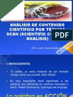 Curso Scan Ecuador