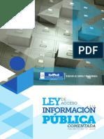 LEY ACCESO A LA INFORMACION PUBLICA COMENTADA 2012.pdf