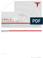 Tesla Master Plan Final Copy Summer 2016