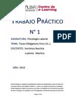 TP Psicologia Laboral