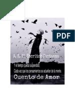 Cuento de Amor Libro.