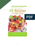 Orzola Mariano - Seleccion De 84 Recetas Con Frutas.doc