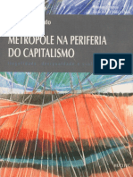 Metrópole Na Periferia Do Capitalismo