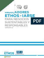 Indicadores Ethos IARSE V3.1.Compressed