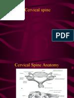 1. Cervical Spine