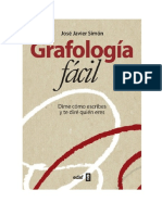 Simon Jose Javier - Grafologia Facil