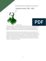 Sociologia Cronologia Biografia de Los 4 Padres de La Sociologia s26ag2016846pm