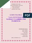 GUION TEATRAL