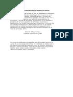Métodos de Detección Virus y Viroides en Cítricas