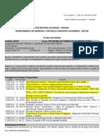 Plano de Ensino Modelo Pefpd