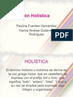 evaluacion holstica