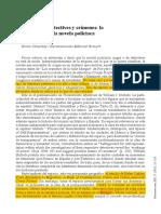 De Policias, Detectives y Crimenes.