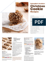 Healthier  Christmas  Cookies
