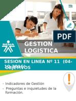 Sesion en Linea Numero 11 Gestion Logistica_guia 9