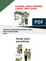 PERSALINAN AMAN, NIFAS NYAMAN,.pptx