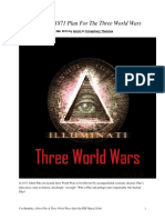 Albert Pike Three World Wars