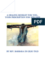 A Healing Booklet for You_2015