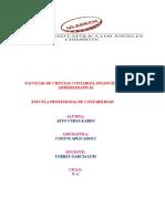 Monografia Contable III Unidad