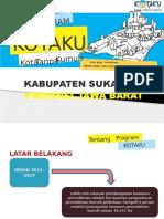 Sosialisasi Kotaku Kab Sukabumi