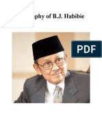 Biography of Habibie