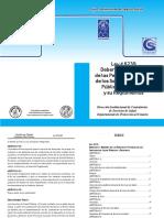 Ley N° 8239 Deberes y derechos de las personas usuarias de los servicios de salud públicos y privados y su reglamento