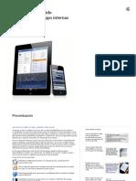 Guía de Inicio Rápido Para Desarrollar Apps Internas